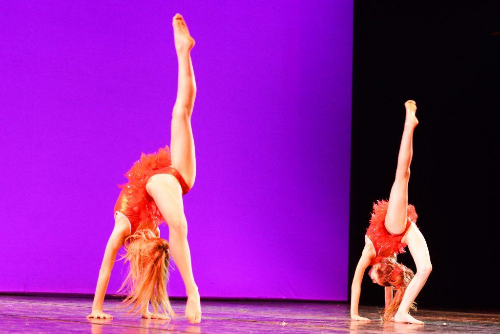 danza acrobatica
